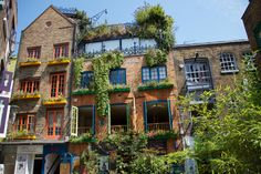 Neal's Yard, Covent Garden | 18 Places That Will Make You Fall Back In Love With London