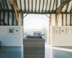 Tilty Barn by John Pawson