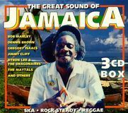 The Great Sound of Jamaica [CD], 07083747