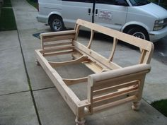 """Building a """"Club Couch"""" from Scratch"""