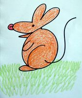 Pictures from words - MOUSE Painting & Drawing, Creatures, Drawings, Pictures, Crafts, Photos, Crafting, Handmade Crafts, Drawing