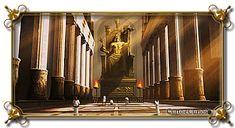 7 Maravilhas do Mundo - Estátua de Zeus em Olímpia