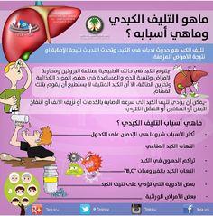 التليف الكبدي وأسبابه