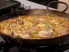 Lo mejor de la cocina española - Paella a la valenciana