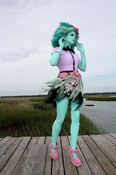 Honey Swamp, Monster High cosplay by cimmerianwillow on DeviantArt