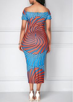 Dresses For Women African Print Clothing, African Print Fashion, Africa Fashion, African Fashion Dresses, Fashion Prints, African Attire, African Wear, African Women, African Dress