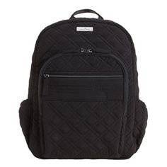 25% off til Aug 7Campus Backpack in Classic Black | Vera Bradley