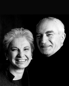 For over 50 years, Italian-born husband-and-wife team Massimo and Lella Vignelli collaborated on a variety of now iconic design projects spanning the product, print, interior, exhibition, and industrial arenas. - Read - Pamono.
