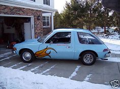 Waynes World Car - 1976 AMC Pacer