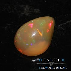 5.19 CTS 100% NATURAL ETHIOPIAN WELO OPAL FIRE CABOCHON MULTI COLOR GEMSTONE 116