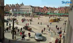 Live+Cam+Market+Square+in+Bruges
