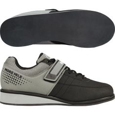 More Mile More Lift 4 Weight Lifting   Cross Fit Shoes - Grey 0df59d3bb