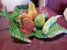 FRUTTA.jpg… | Album | 3d emilio | 3D Origami Art