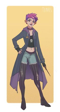 """This was one of my first submission for the character design challenge. It was so cool to have a """"Harry Potter"""" theme, it's a huge part of my childhood. Harry Potter Painting, Harry Potter Artwork, Harry Potter Cosplay, Harry Potter Houses, Harry Potter Fan Art, Harry Potter Characters, Harry Potter Universal, Harry Potter Cast, Harry Potter World"""