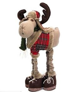 moose decor all holidays christmas holidays christmas ideas christmas decorations christmas - Christmas Moose Decorations