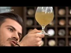 ΚΑΝΤΟ ΟΠΩΣ Ο ΑΚΗΣ: Κρεατόσουπα - YouTube Flute, White Wine, Alcoholic Drinks, Champagne, Tableware, Glass, Youtube, Liquor Drinks, Dinnerware