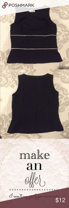 BUY 2 GET 1 FREE NWOT R Wear Flattering Top New without tags. Flattering cut. Never worn. Size 5. Please ask any questions and make an offer. R Wear Tops Blouses