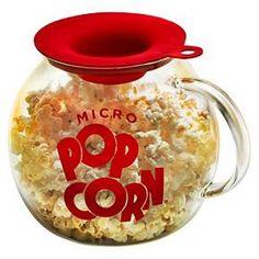 Microwave Popcorn Popper Ecolution