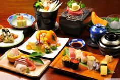 cibo, giapponese, sushi, meloni, rotolini di sushi wallpapers