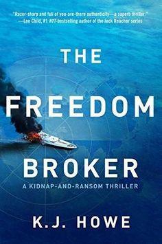The Freedom Broker (A Thea Paris Novel)