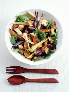 Kies maar uit: vier keer feestelijk en makkelijk vegetarisch. Met de aardse smaken van paddenstoel, pastin...