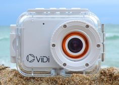 ViDi Action Camera Launches From Just $69 - The waterproof action camera is equipped with a high definition 12 megapixel CMOS sensor and is capable of recording true 1080p video and is equipped with a 140 degree wide angle lens with a 4 x digital zoom. | Geeky Gadgets