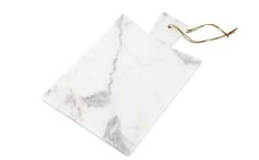 White Marble Chopping Board 30x18 - Crockery & Utensils - Kitchen & Dining - Homeware - Kitchenware - Kitchen Accessories - Fiammetta V.