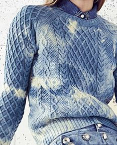 39c3d15cfd25e5 Decorialab - The Most Beautiful Details - Resort 2015 (12) Knitwear  Fashion