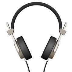 Capital Headphones Mic Beige