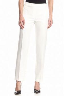 New Directions  Bond Zipper Slim Leg Pant