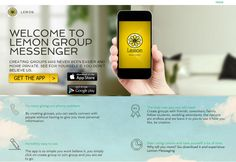 Lemon Group Messenger