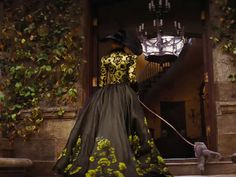 The real star of the trailer has to be the evil Stepmother, Lady Tremaine, played by Cate Blanchett. Description from clothesonfilm.com. I searched for this on bing.com/images
