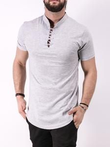 mens t-shirts american Camisa Polo, Golf Fashion, Mens Fashion, Fashion Shirts, Casual T Shirts, Casual Outfits, Polo Shirt Outfits, Women's Henley, Workout Shirts