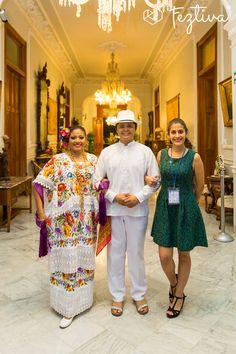 1er Congreso Regional de la Industria del Turismo de Reuniones  Fotografías para la revista Feztiva: Armando HDZ Fotografia  Locación: La Quinta Montes Molina  #Feztiva #Merida #Yucatan #Mexico
