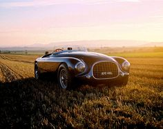 The 1951 Enzo Ferrari 212 Touring Barchetta. A Summer evening, an open road and some nice company!