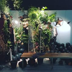 """""""GREEN FINGERS SATOSHI KAWAMOTO EXHIBITION 『HERE AND THERE』  at LAFORET MUSEUM HARAJUKU 19-23 November  11am to 9pm  entrance   ROOM 3…"""""""