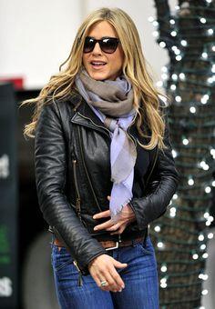 love my motorcycle jacket :) feminine yet badass