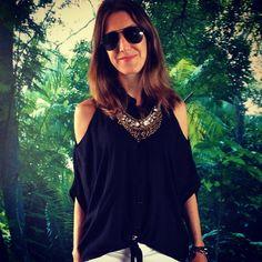 Last day, last look #fashionrio - @camifashiontips- #webstagram