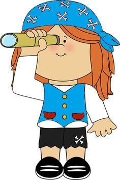 pirate bookmark pirate clip art pirates pinterest clip art rh pinterest com Male Pirate Girl Human Male Pirate Art