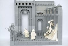Behold Dante's Inferno…In Legos! | Geek and Sundry