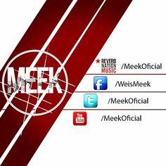 """Queria People. #NOTICIAS: He unificado la mayoría de mis #redes con /meekoficial. Recuerden oir el previo de """"Señales"""" enhttp://www.reverbnation.com/meekoficial. Pronto el #lanzamiento. Bendiciones a todos!#music #musica #new #single #song"""