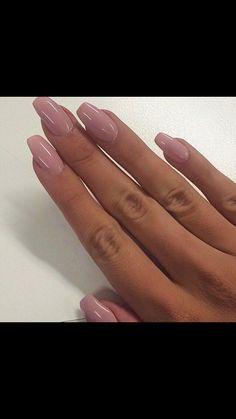 Nails gel nude nail art passion love