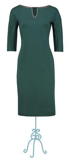 Le Pep Dress Baukje Dark Green