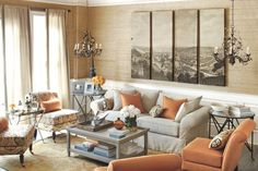 Shop for the Olivia Living Room Furniture Collection from Ballard Designs. Our living room furniture is crafted for today more casual lifestyles. Living Room Seating, Living Room Furniture, Living Room Decor, Living Spaces, Living Rooms, Family Rooms, Furniture Stores, Furniture Slipcovers, Decorate Your Room
