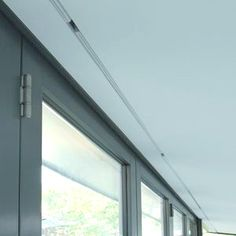 Miramonte Ideas Concealed Window Blinds The Peroxide Phenomenon-Gardening Miracle He unabashedly beg Skylight Blinds, Window Blinds, Curtains For Bifold Doors, Modern Skylights, Curtain Wall Detail, Blinds For Windows Living Rooms, Safari Home Decor, Window Reveal, Electric Blinds