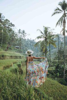 Tegalalang Rice Terraces Ubud, Bali
