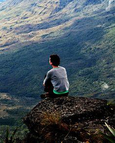 En contacto con el Monte Roraima   Gran Sabana - Venezuela