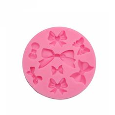 Silicone Bowknot Shapes Mold Soap Fondant Cake Decoration  What does include #goodbuy:  Enjoyable shopping at cheapest prices Best quality goods 24/7 support & easy communication 1 day products dispatch from warehouse Fast & reliable shipment (7-25 business days)    Product...