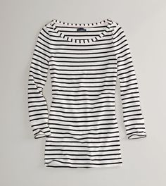 nautical boat neck shirt... i want.