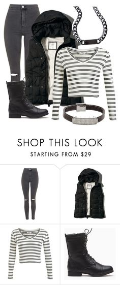 """""""Street Style"""" by parklanejewelry on Polyvore featuring Topshop, Abercrombie & Fitch and Miss Selfridge"""